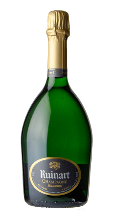 Champagne Ruinart Millésimé (sans étui) Champagne Millésimé Blanc