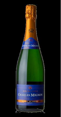 Champagne Charles Mignon Blanc de Noirs Champagne Blanc de Noirs Blanc