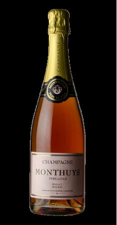 Champagne Monthuys Rosé Champagne Rosé Rosé