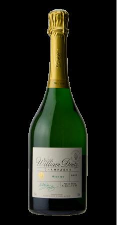 """Champagne Deutz """"Hommage WD"""" Millésimé Champagne Blanc de Noirs Blanc"""