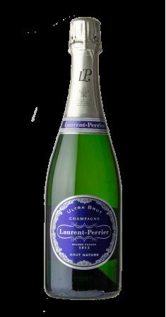 Champagne Laurent Perrier Extra Brut Champagne Non Dosé Blanc