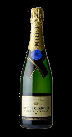 Champagne Moët & Chandon Brut Imperial Champagne Brut Blanc