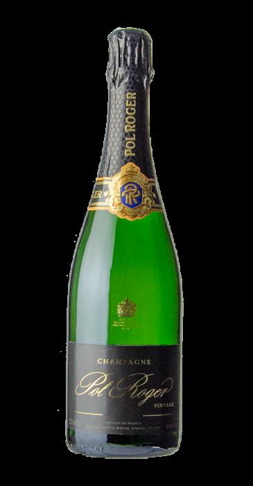 Champagne Pol Roger Millésimé