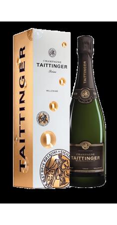 Champagne Taittinger Brut Millésimé Champagne Millésimé Blanc