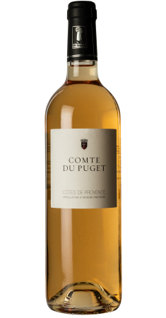 Domaine Comte de Puget rosé Côtes de Provence Rosé 2019