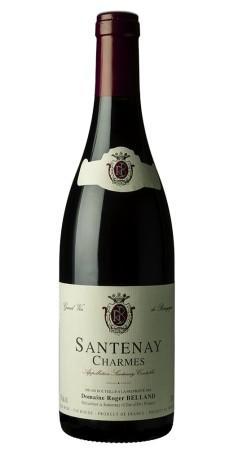 Santenay rouge - Charmes - Roger Belland Santenay (Côte de Beaune) Rouge 2018