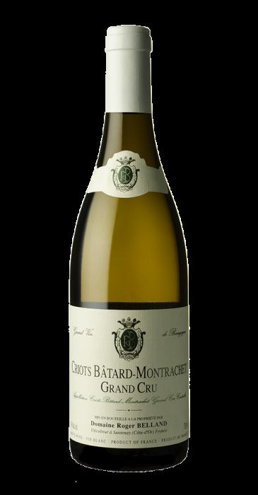 Criots Batard Montrachet - Roger Belland