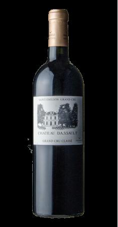 Château Dassault Saint-Emilion Grand Cru Rouge 2014
