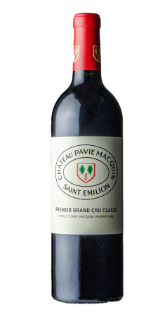 Château Pavie Macquin Saint-Emilion Grand Cru Rouge 2014