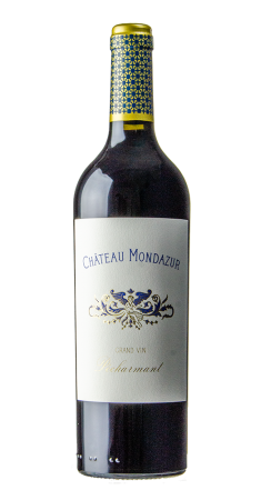 "Château Mondazur ""Grand Vin"" Pécharmant Rouge 2015"