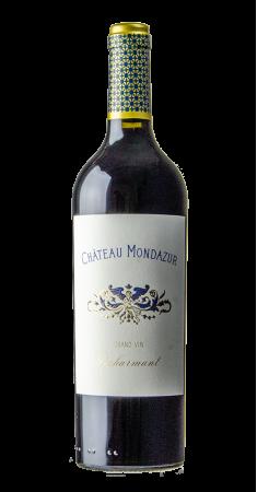 """Château Mondazur """"Grand Vin"""" Pécharmant Rouge 2015"""
