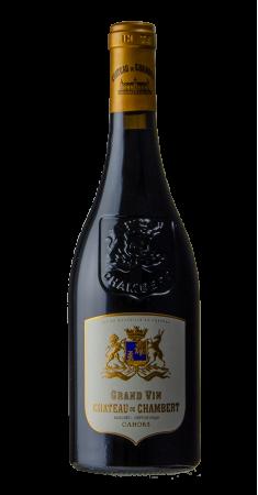 Château de Chambert Grand Vin Cahors Rouge 2012
