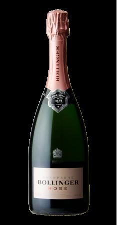 Champagne Bollinger Rosé Champagne Rosé Rosé