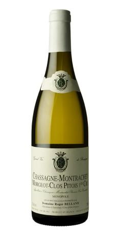 Chassagne Montrachet blanc - Clos Pitois - Roger Belland Chassagne Montrachet (Côte de Beaune) Blanc 2017