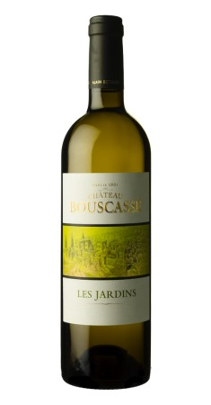 """Château de Bouscassé """"Les Jardins"""" Blanc Pacherenc du Vic-Bilh Blanc 2016"""