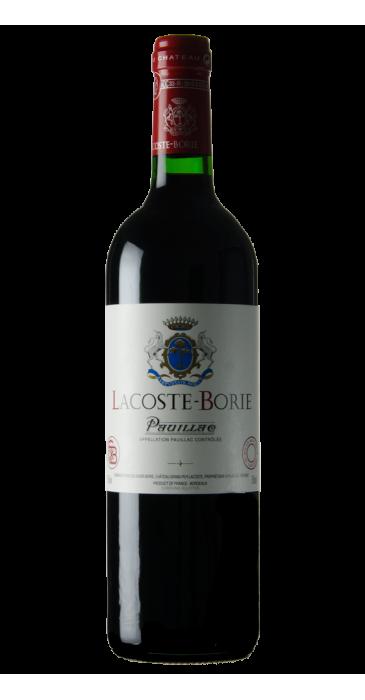 Château Lacoste Borie -2nd Vin
