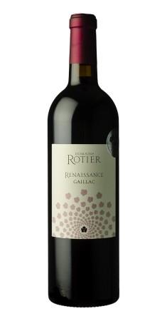 Domaine Rotier - Renaissance rouge Gaillac Rouge 2017