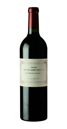 Château Moulin St Georges Saint-Emilion Rouge 2016