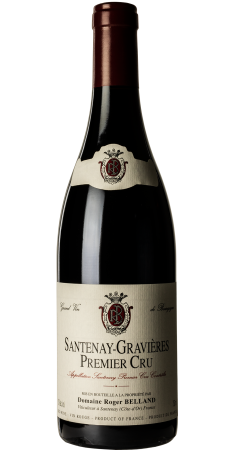 Santenay rouge - Les Gravières - Roger Belland Santenay (Côte de Beaune) Rouge 2017