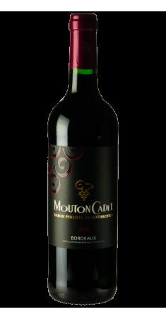 Mouton Cadet rouge - Baron Ph de Rothschild Bordeaux Rouge 2018