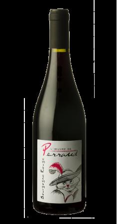 Domaine Perraud Les Fôrets Bourgogne rouge Bourgogne Pinot Noir Rouge 2019