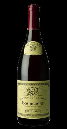 """Louis Jadot """"Couvent des Jacobins"""" rouge Bourgogne Pinot Noir Rouge 2019"""