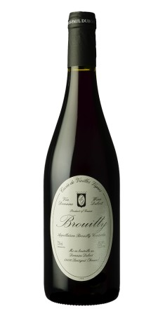 """Brouilly """"Vieilles Vignes """"- Domaine Tracot Brouilly Rouge 2019"""