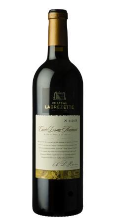 """Château Lagrezette """"Dame Honneur"""" Cahors Rouge 2005"""