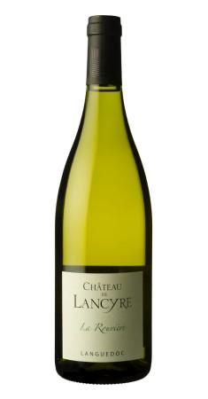 """Château de Lancyre """"la Rouvière"""" blanc Languedoc Blanc 2020"""