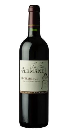 Pécharmant - La Tour d'Armand - Julien de Savignac Pécharmant Rouge 2019