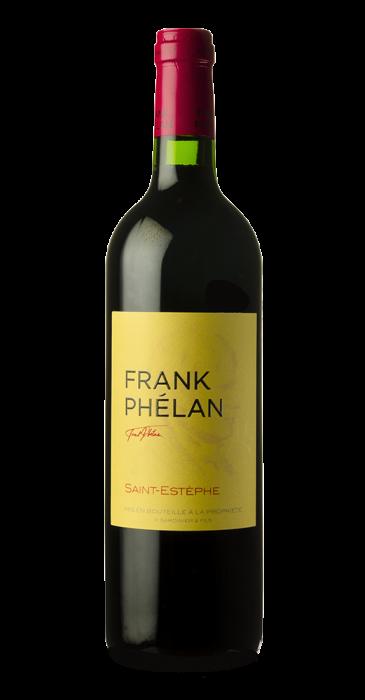 Frank Phélan - 2nd vin