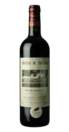 Château de Tiregand Pécharmant Rouge 2014