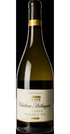 """Château Belingard """"Réserve"""" blanc  Blanc 2019"""