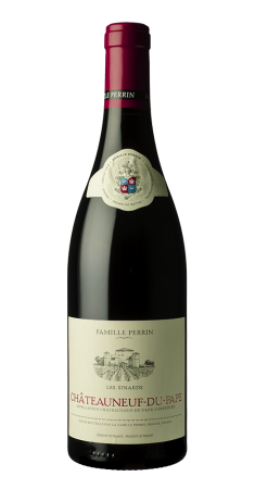 """Perrin """"Les Sinards"""" rouge Châteauneuf du Pape Rouge 2019"""