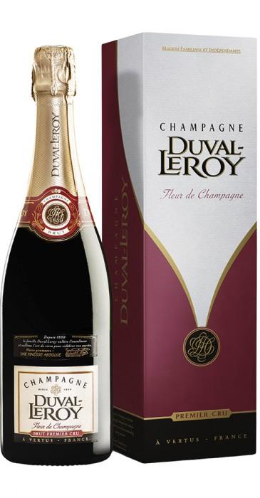 "Champagne Duval Leroy 1er Cru ""Fleur de Champagne"""
