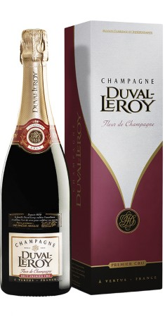 "Champagne Duval Leroy 1er Cru ""Fleur de Champagne"" Champagne Brut Blanc"