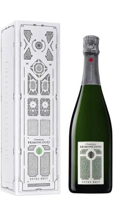 Champagne Brimoncourt Extra Brut Champagne Non Dosé Blanc
