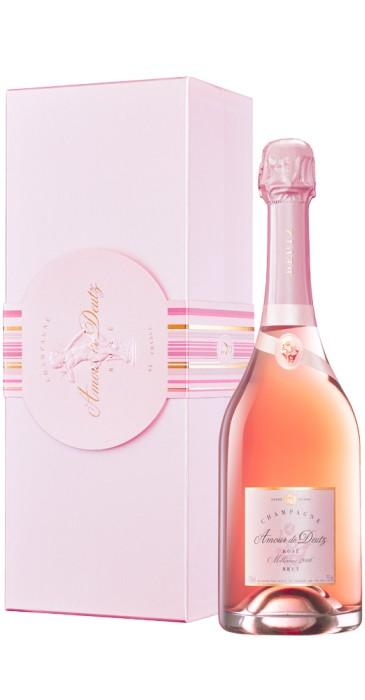 """Champagne Deutz """"Amour de Deutz"""" rosé"""