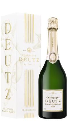 Champagne Deutz Blanc de Blancs millésimé Champagne Blanc de Blanc Blanc