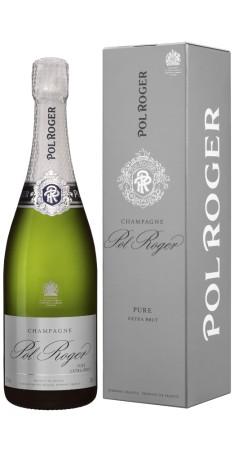 """Champagne Pol Roger """"Pure"""" Champagne Non Dosé Blanc"""