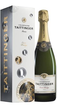 """Champagne Taittinger """" Prestige"""" Champagne Brut Blanc"""