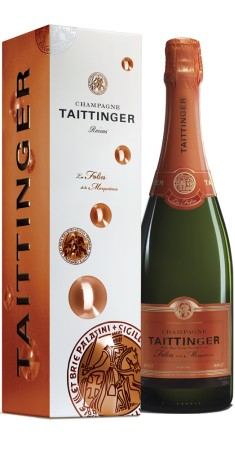 "Champagne Taittinger ""Folies de la Marquetterie"" Champagne Brut Blanc"