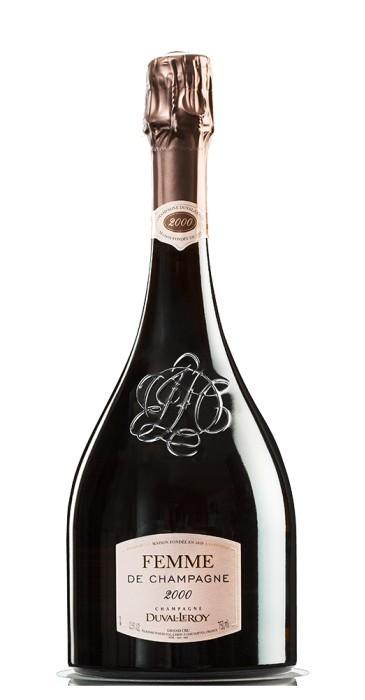 "Champagne Duval Leroy ""Femme de Champagne"""