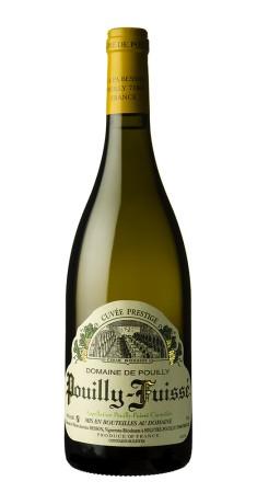 """Pouilly Fuissé """"Prestige"""" - Domaine de Pouilly Pouilly Fuissé Blanc 2015"""