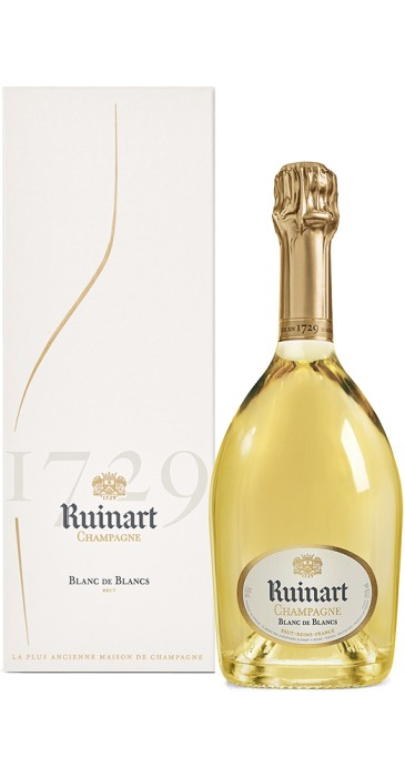 Champagne Ruinart Blanc de Blancs (sans étui)
