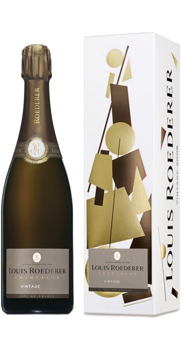 Champagne Louis Roederer Brut millesimé