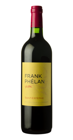 Frank Phélan - 2nd vin Saint-Estèphe Rouge 2012