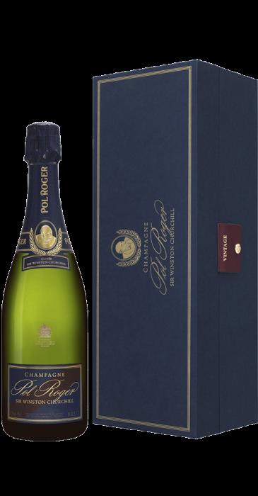 "Champagne Pol Roger ""Winston Churchill"""