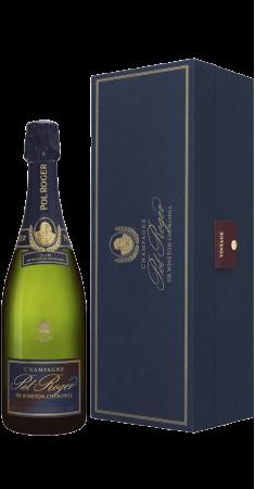 "Champagne Pol Roger ""Winston Churchill"" Champagne Millésimé Blanc"