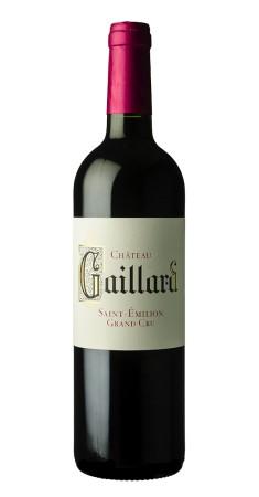 Château Gaillard Saint-Emilion Grand Cru Rouge 2014